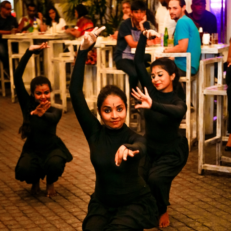 Curated Contemporary Dance